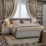 Кровать Paola Люкс С Под. Мех. Патина