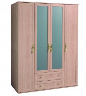 Шкаф Для Одежды И Белья 1 Милана