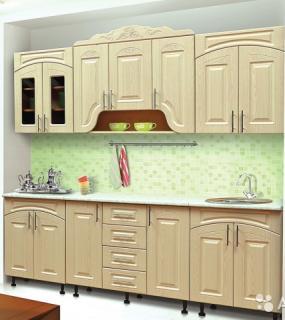 Кухня София-11 Мдф