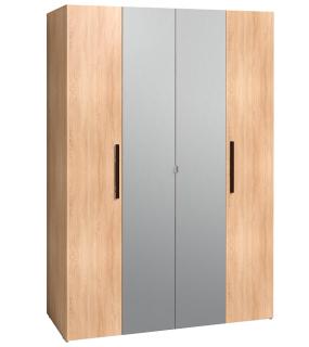 Шкаф Для Одежды И Белья 3 Bauhaus