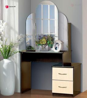 Стол Туалетный В-2 С Нишей Лдсп (Молдинг)