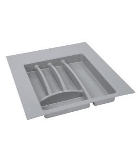 Лоток Д/ст. Пр. 400-450 Серый (25) (390-490)
