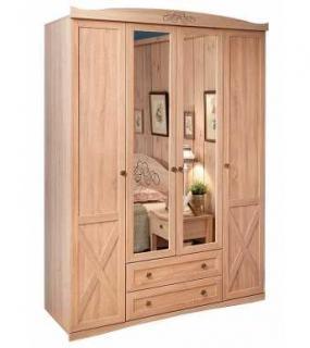 Шкаф Для Одежды И Белья 9 Adele