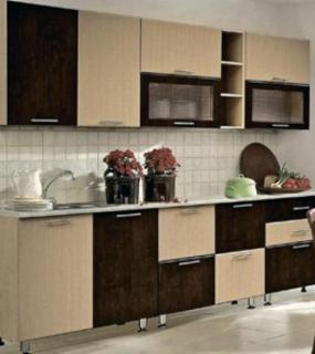 Кухня София-14 Мдф 2,2М