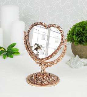 Зеркало Настольное Сердце Ажур К/кор.