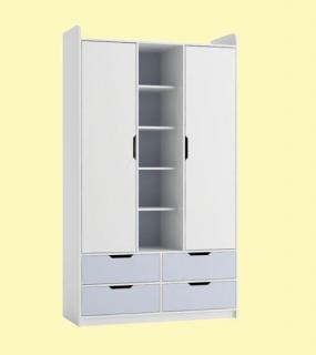 Шкаф Трехсекционный Модуль №4 Гарри