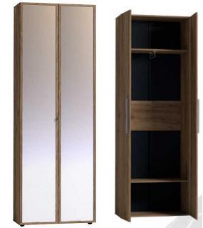Шкаф Для Одежды 92 Nature (Зер.+Зер.)