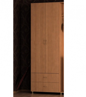 Шкаф Аккорд 2-Х Дверный