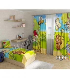 Комплект Для Детской (145*275-2Шт., 155*220-1Шт.)