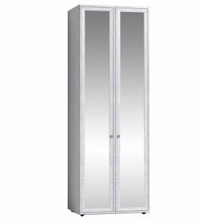 Шкаф Для Одежды 54+ Фасады Зеркальные Paola Патина