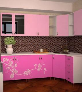 Кухонный Гарнитур Мечта-10 Мдф (Без Мойки И Смесит