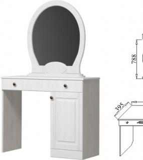 Стол Туалетный Ева 9 Мдф