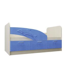 Кровать Дельфин 0,8*1,9 Мдф