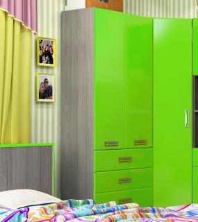 Шкаф 2-Х Двер. Рио-2