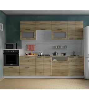 Кухня Мдф Мыло 3М (Без Мойки И Смесителя)